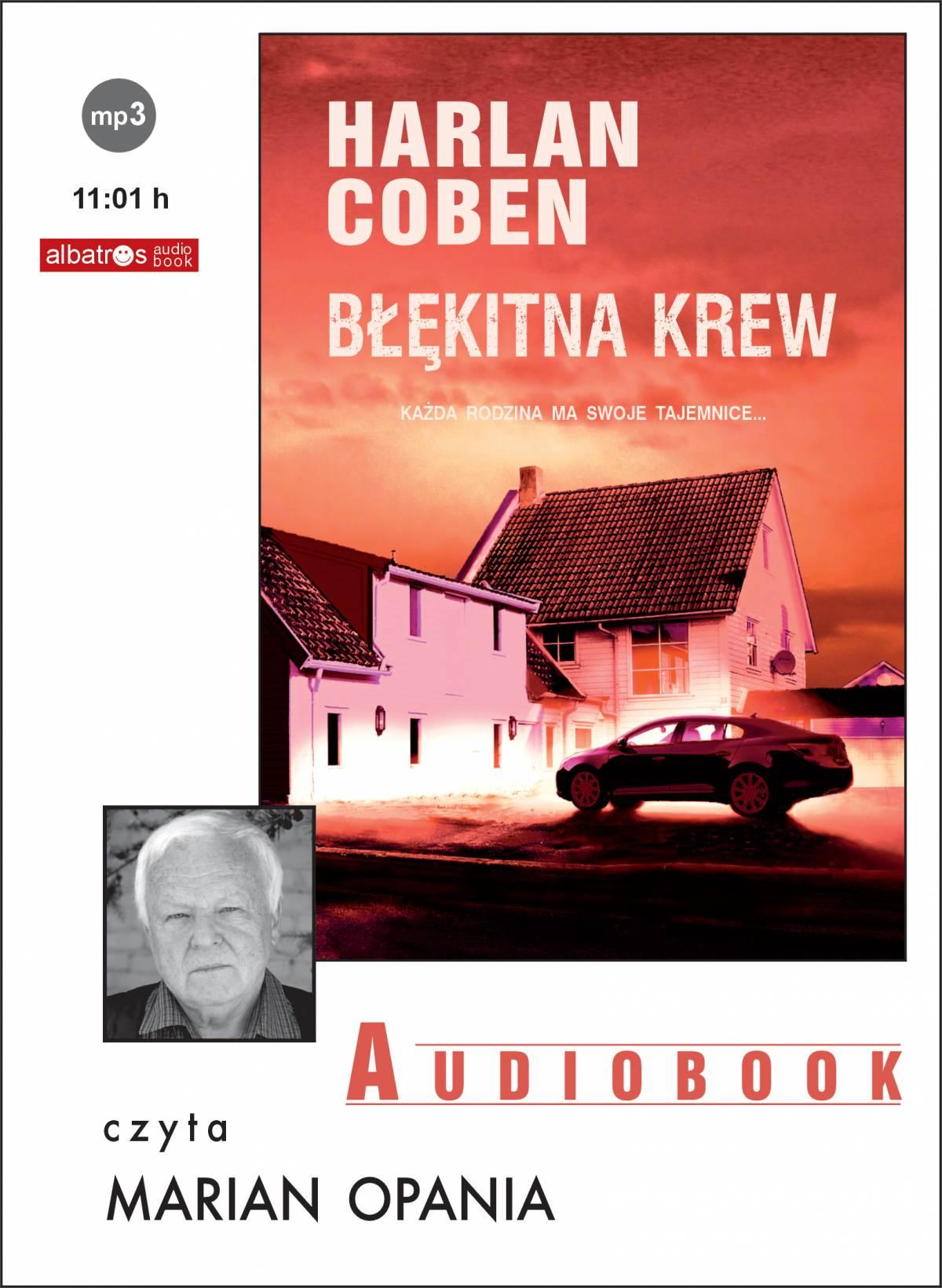 Błękitna krew - Audiobook (Książka audio MP3) do pobrania w całości w archiwum ZIP