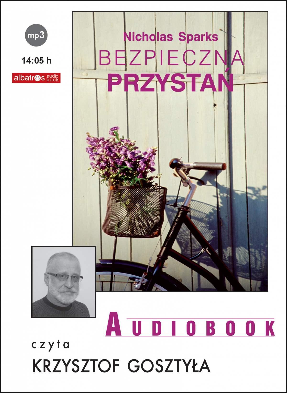 Bezpieczna przystań - Audiobook (Książka audio MP3) do pobrania w całości w archiwum ZIP