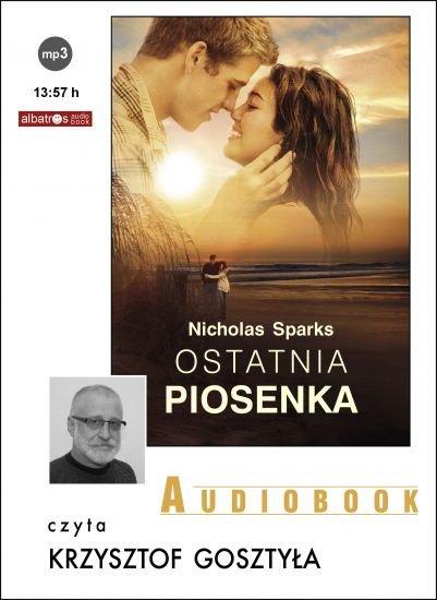 Ostatnia Piosenka - Audiobook (Książka audio MP3) do pobrania w całości w archiwum ZIP