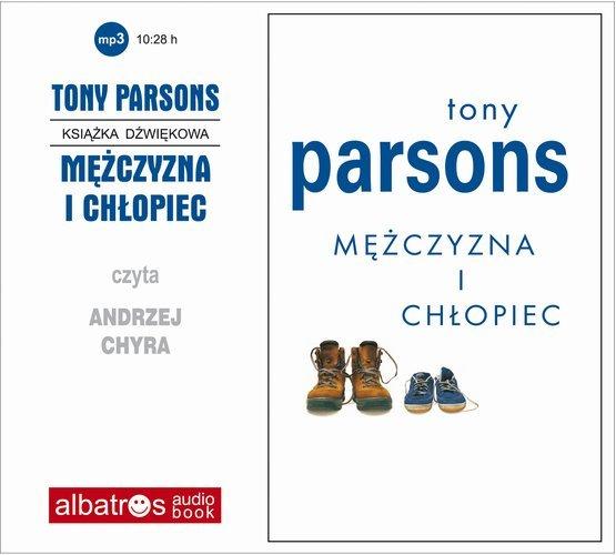 Mężczyzna i chłopiec - Audiobook (Książka audio MP3) do pobrania w całości w archiwum ZIP