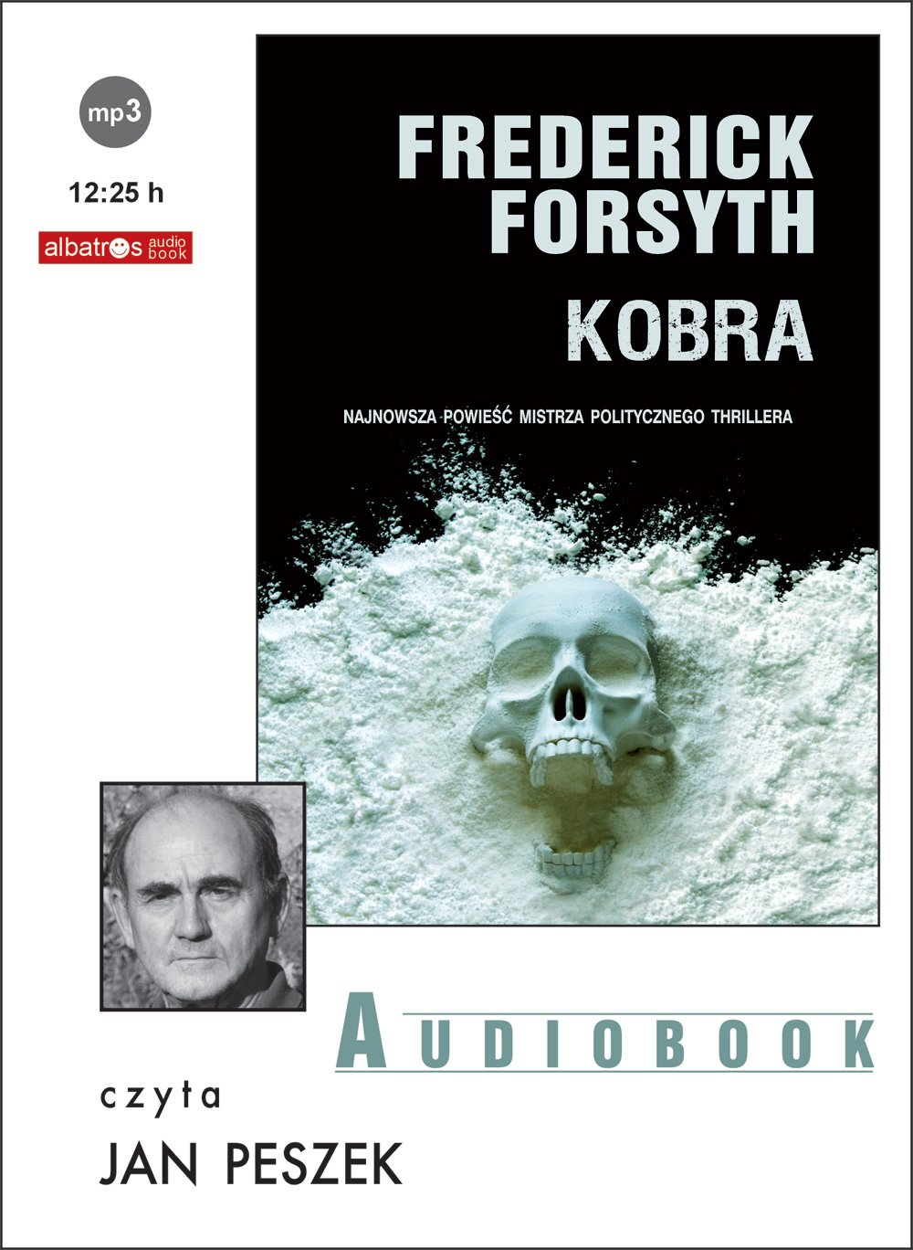 Kobra - Audiobook (Książka audio MP3) do pobrania w całości w archiwum ZIP