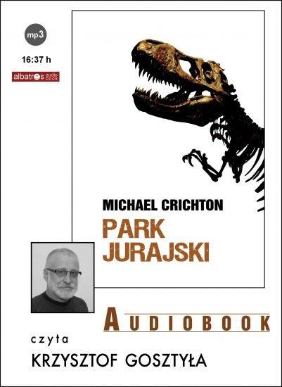 Park Jurajski - Audiobook (Książka audio MP3) do pobrania w całości w archiwum ZIP