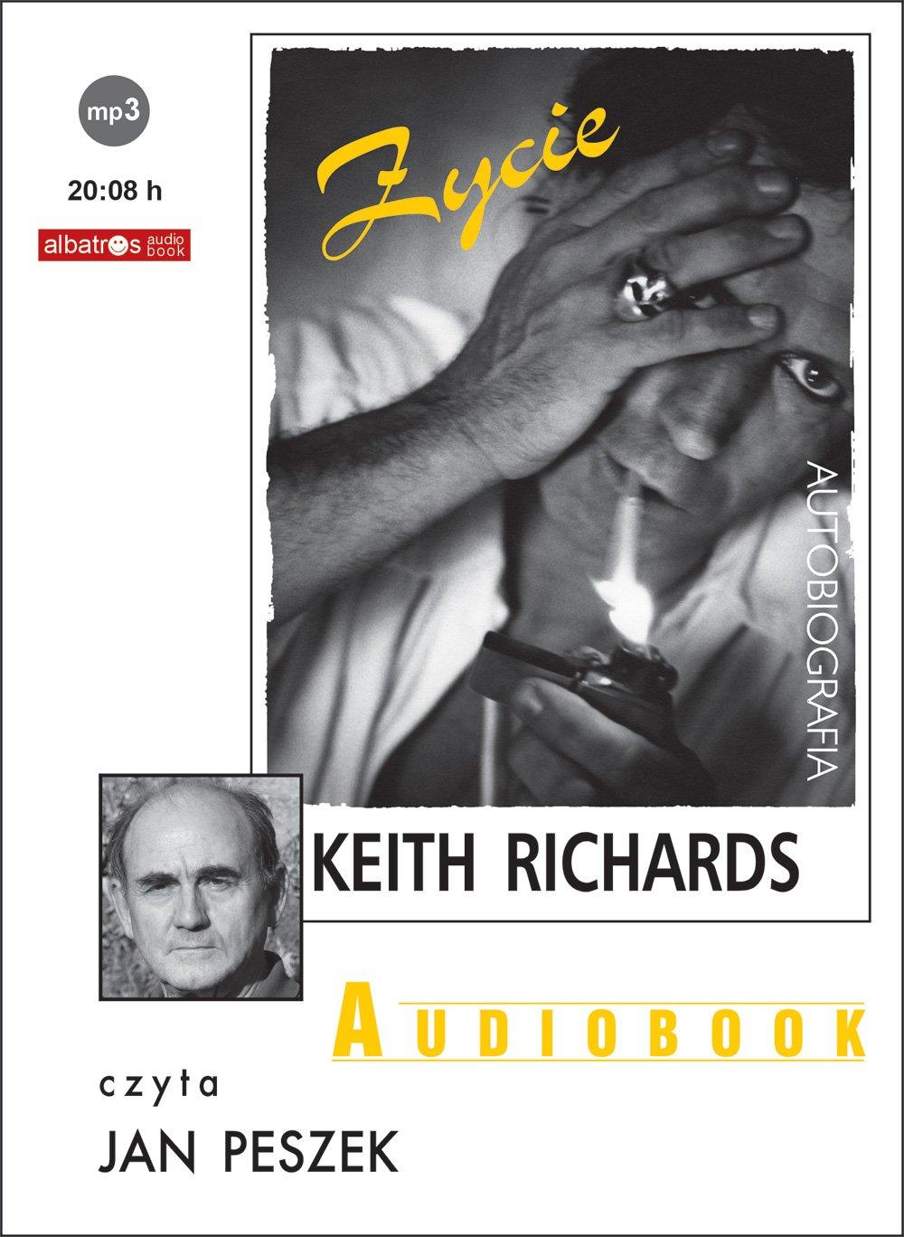 Życie. Autobiografia - Audiobook (Książka audio MP3) do pobrania w całości w archiwum ZIP