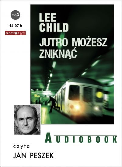 Jutro możesz zniknąć - Audiobook (Książka audio MP3) do pobrania w całości w archiwum ZIP