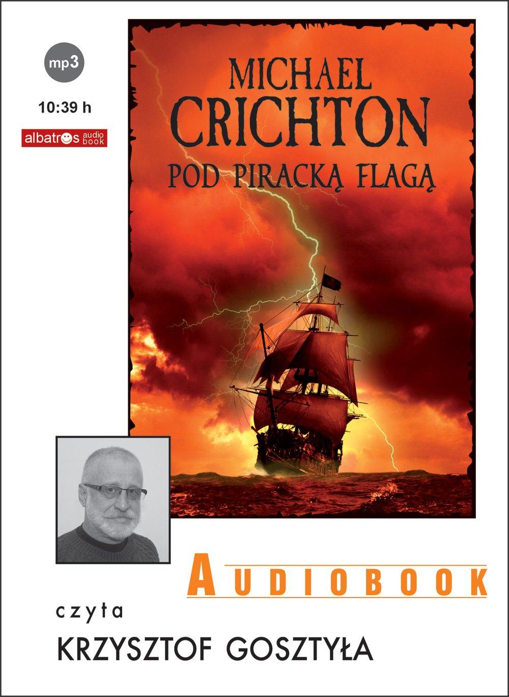 Pod piracką flagą - Audiobook (Książka audio MP3) do pobrania w całości w archiwum ZIP
