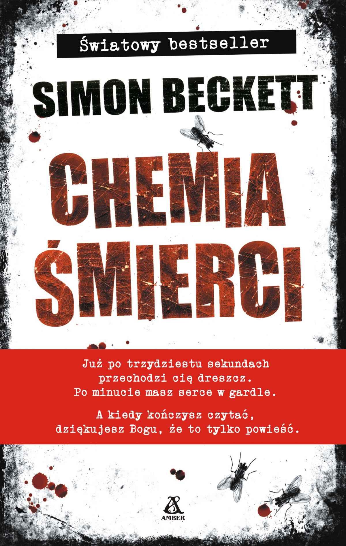 Chemia śmierci - Ebook (Książka EPUB) do pobrania w formacie EPUB