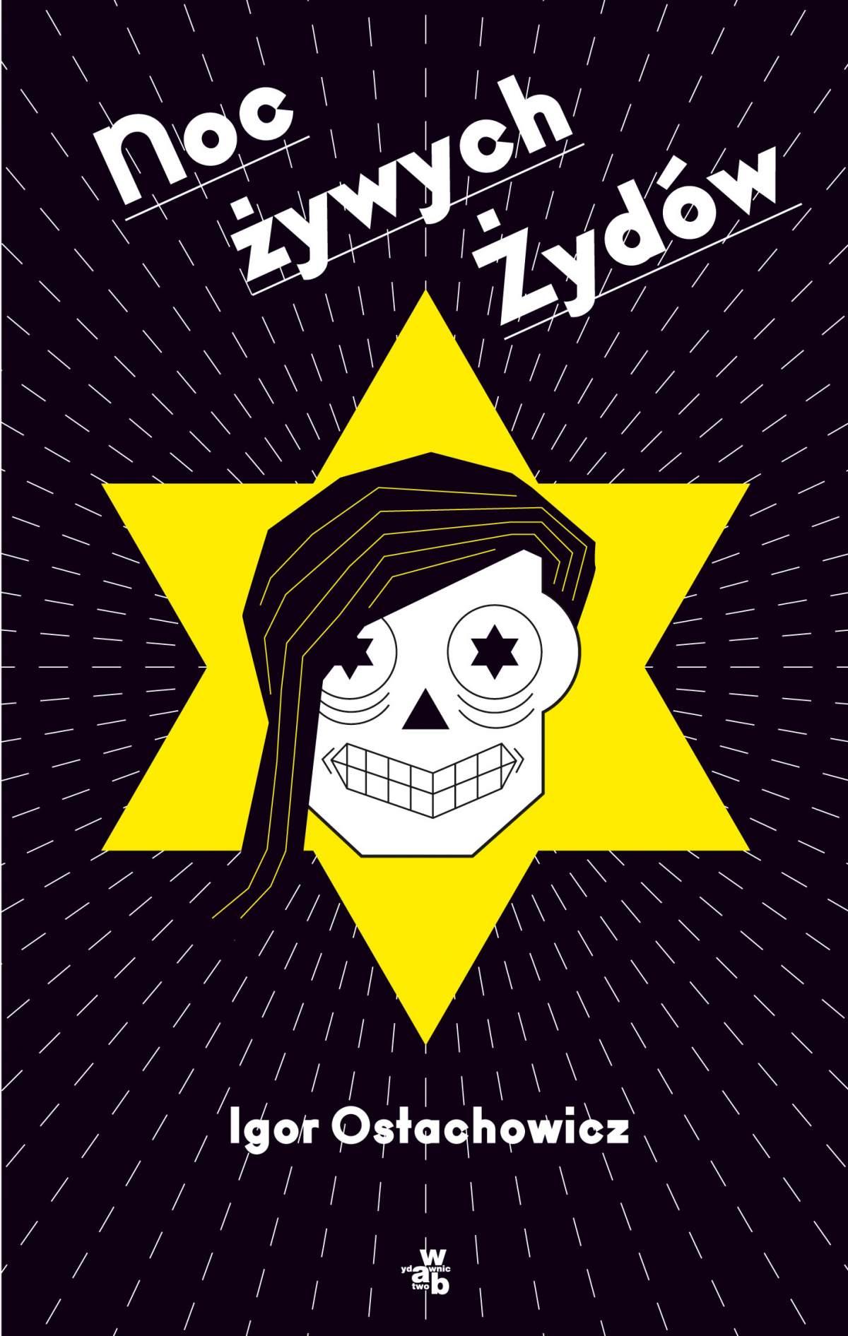 Noc żywych Żydów - Ebook (Książka na Kindle) do pobrania w formacie MOBI