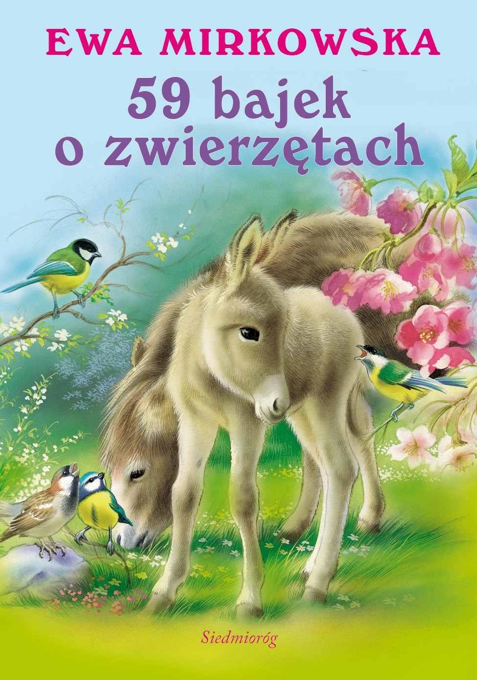 59 bajek o zwierzętach - Ebook (Książka EPUB) do pobrania w formacie EPUB