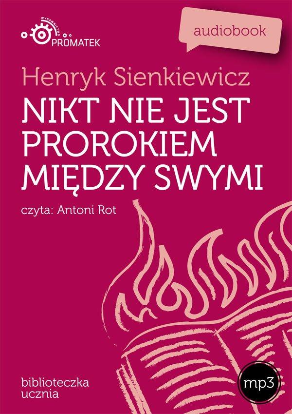 Nikt nie jest prorokiem między swymi - Audiobook (Książka audio MP3) do pobrania w całości w archiwum ZIP