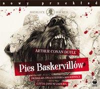 Pies Baskervillów - Audiobook (Książka audio MP3) do pobrania w całości w archiwum ZIP
