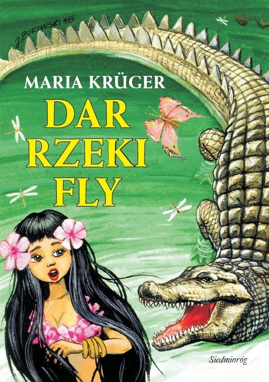 Dar rzeki Fly - Ebook (Książka EPUB) do pobrania w formacie EPUB