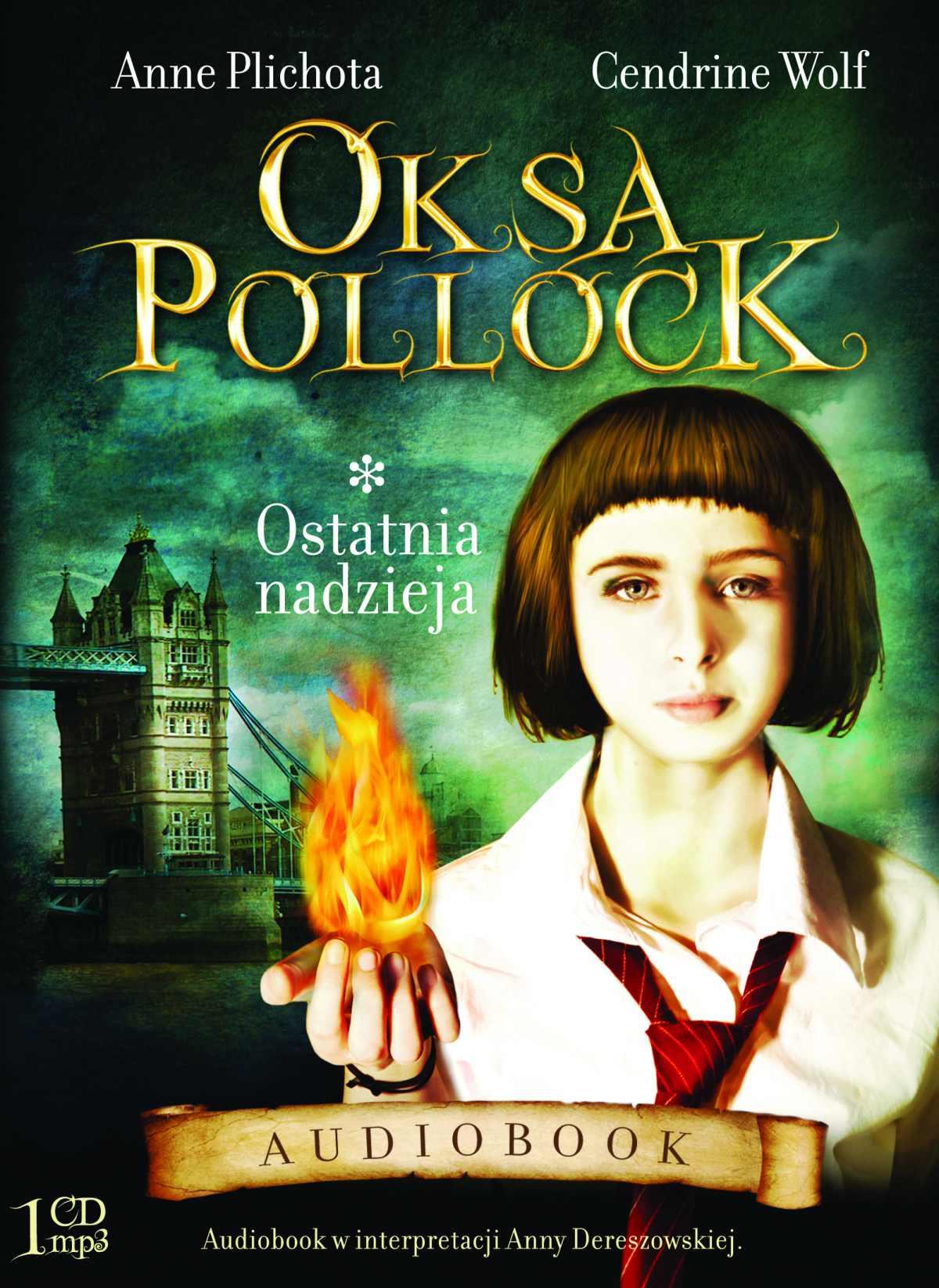 Oksa Pollock - Audiobook (Książka audio MP3) do pobrania w całości w archiwum ZIP