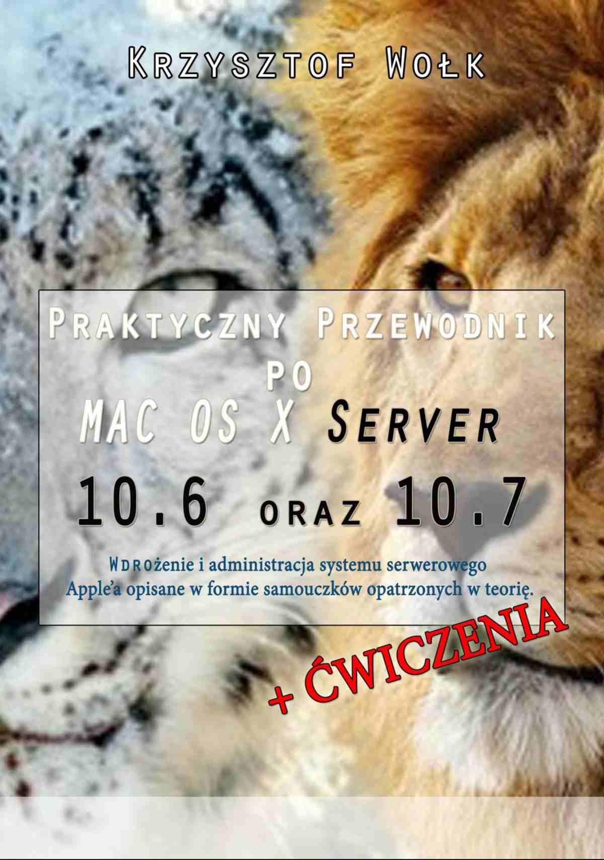 Praktyczny przewodnik po MAC OS X Server 10.6 oraz 10.7 - Ebook (Książka EPUB) do pobrania w formacie EPUB