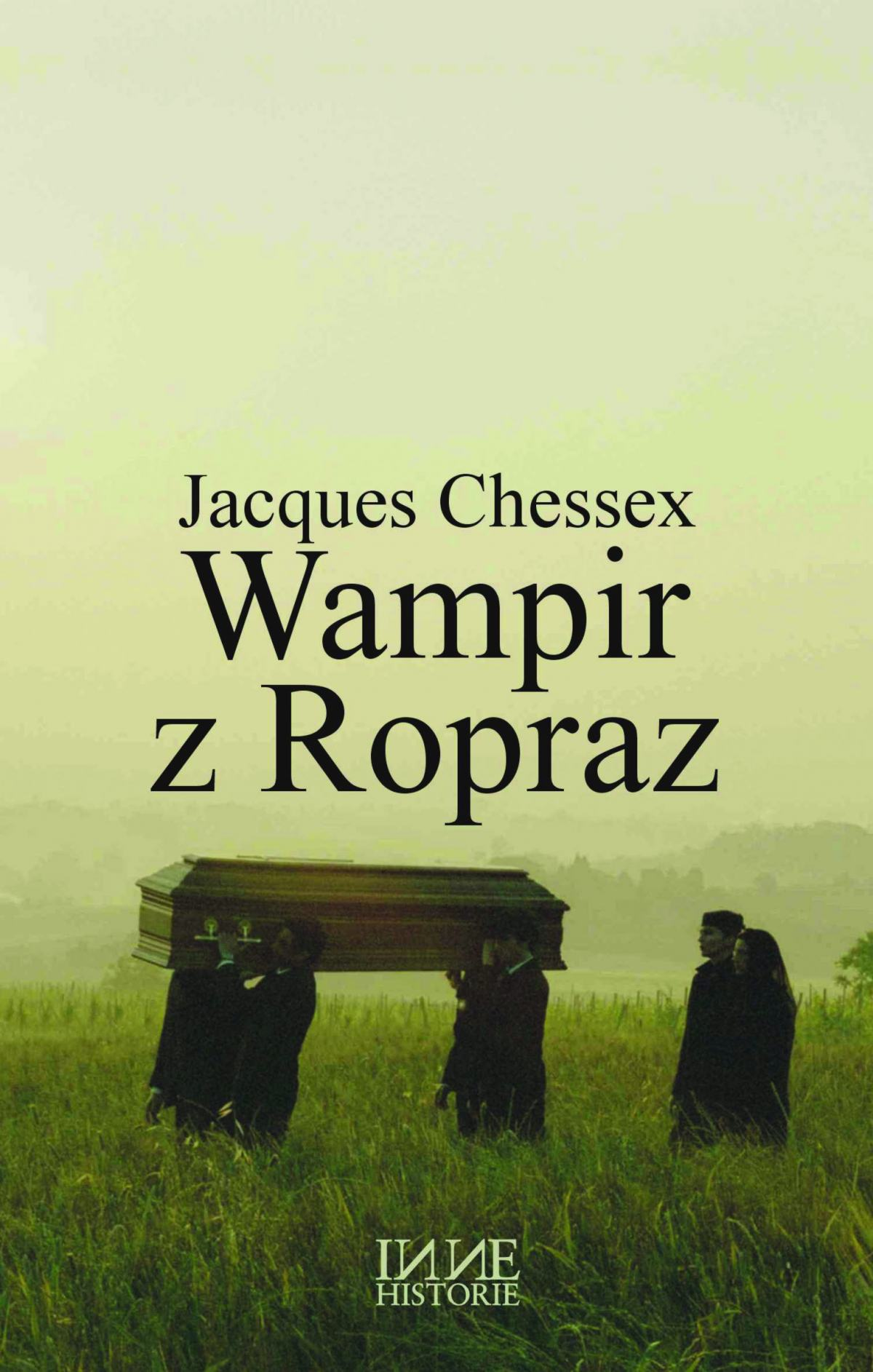 Wampir z Ropraz - Ebook (Książka na Kindle) do pobrania w formacie MOBI