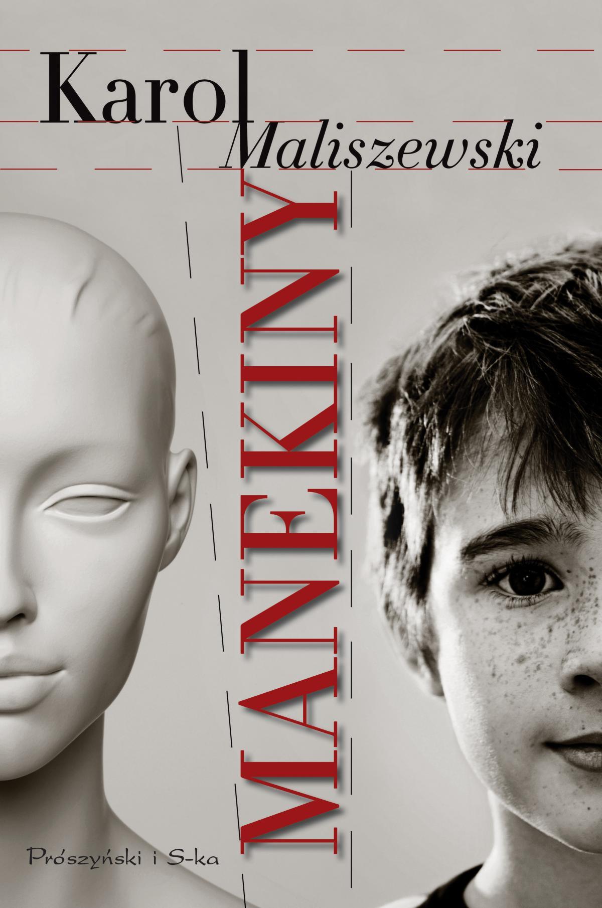 Manekiny - Ebook (Książka EPUB) do pobrania w formacie EPUB