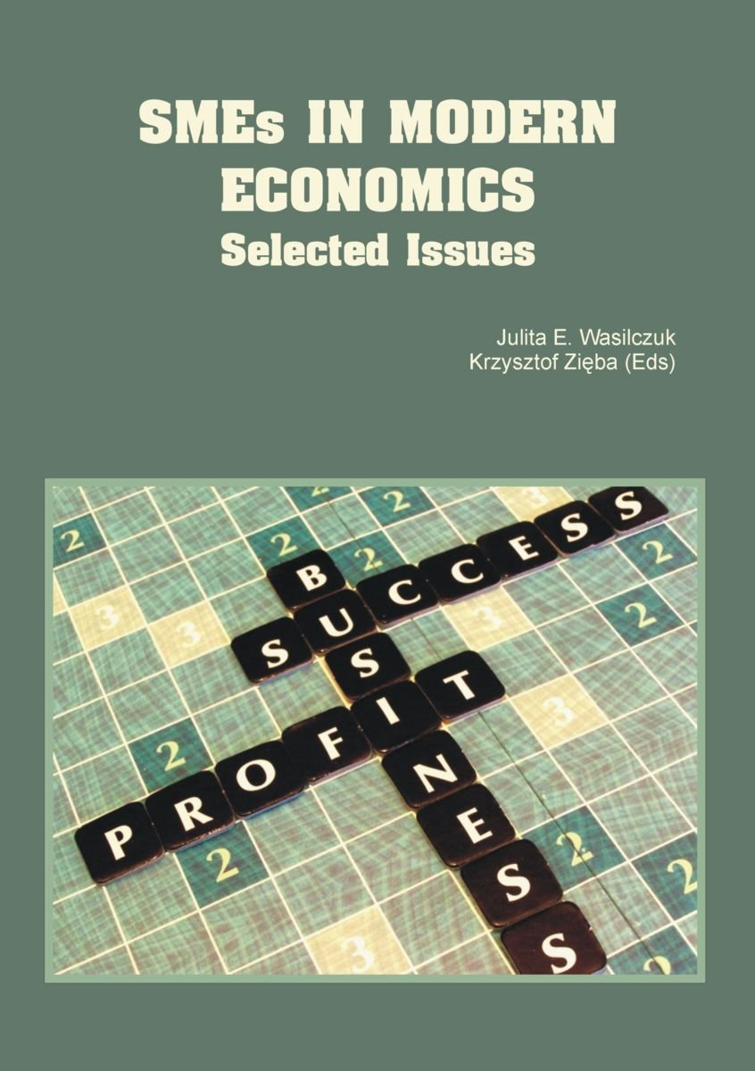 SMEs in Modern Economics. Selected Issues - Ebook (Książka PDF) do pobrania w formacie PDF