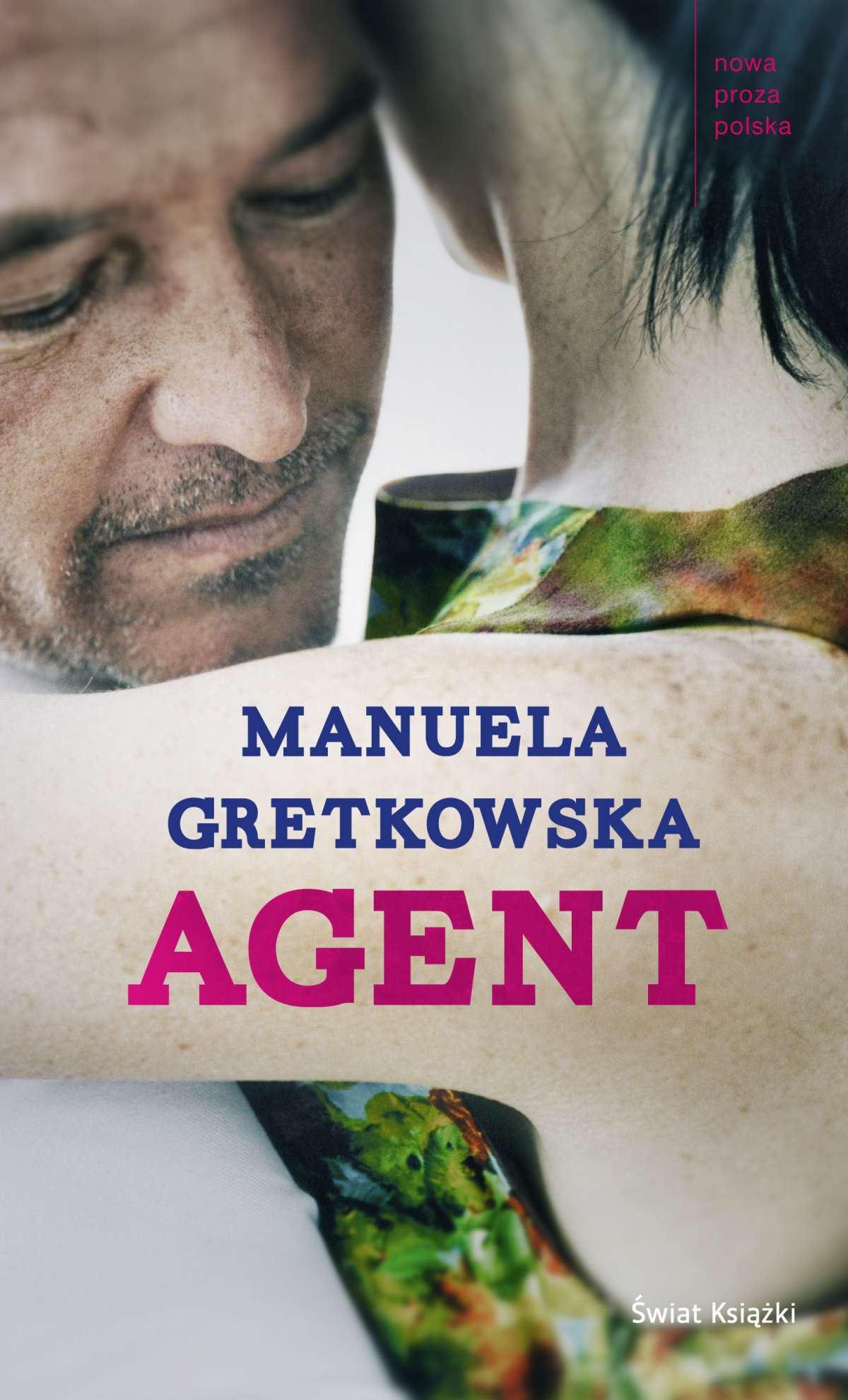 Agent - Ebook (Książka EPUB) do pobrania w formacie EPUB