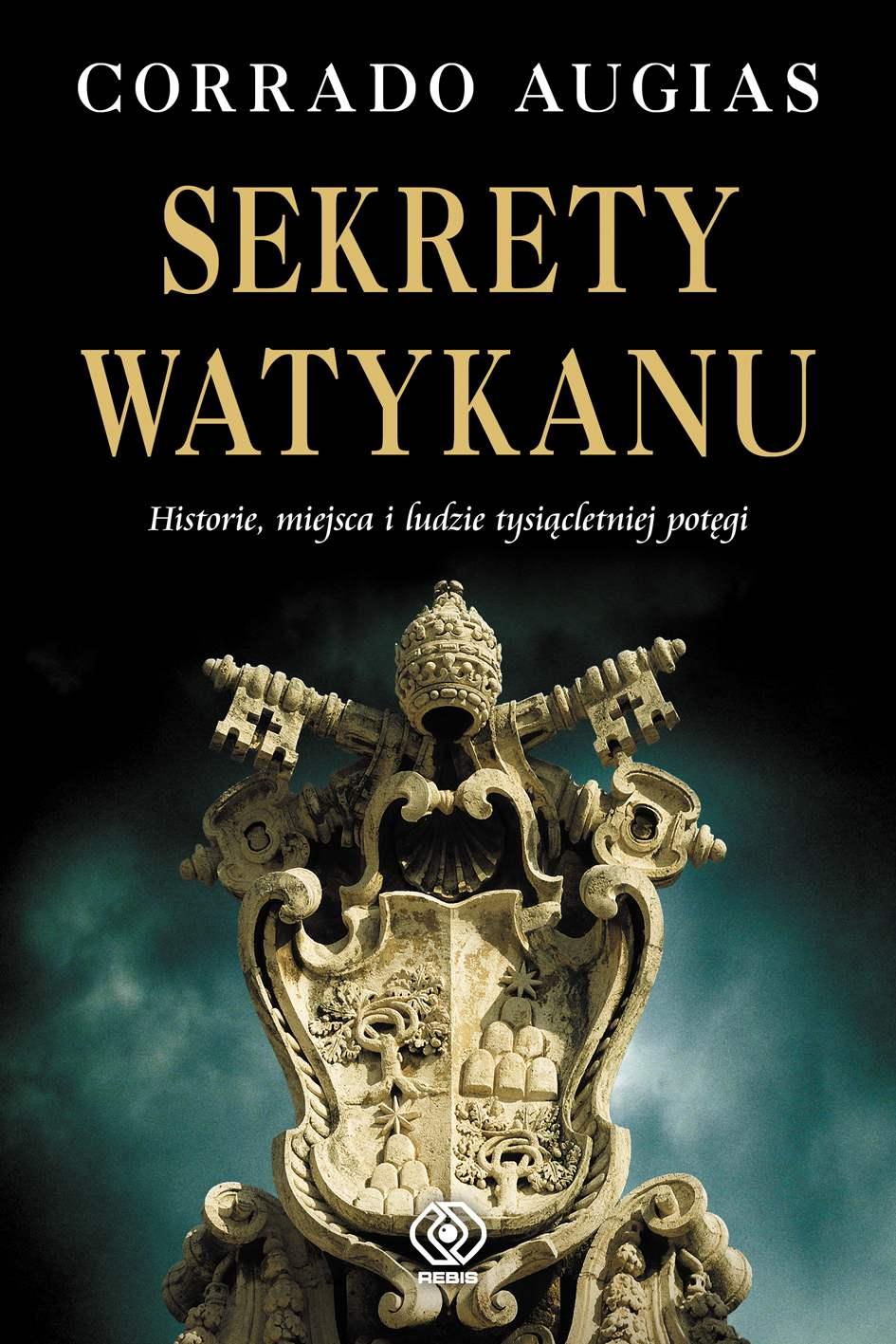 Sekrety Watykanu - Ebook (Książka EPUB) do pobrania w formacie EPUB