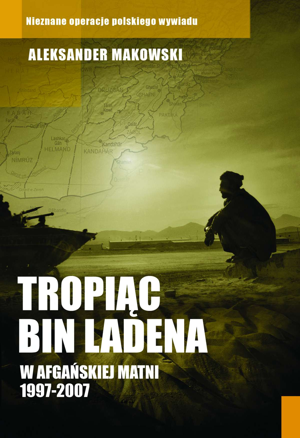 Tropiąc Bin Ladena - Ebook (Książka EPUB) do pobrania w formacie EPUB