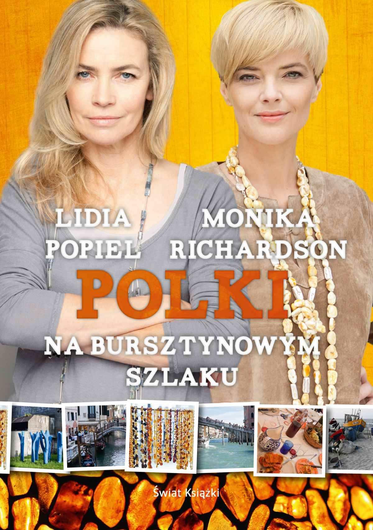 Polki na bursztynowym szlaku - Ebook (Książka EPUB) do pobrania w formacie EPUB