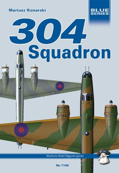 304 Dywizjon RAF - Ebook (Książka EPUB) do pobrania w formacie EPUB