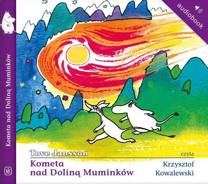 Kometa nad Doliną Muminków - Audiobook (Książka audio MP3) do pobrania w całości w archiwum ZIP