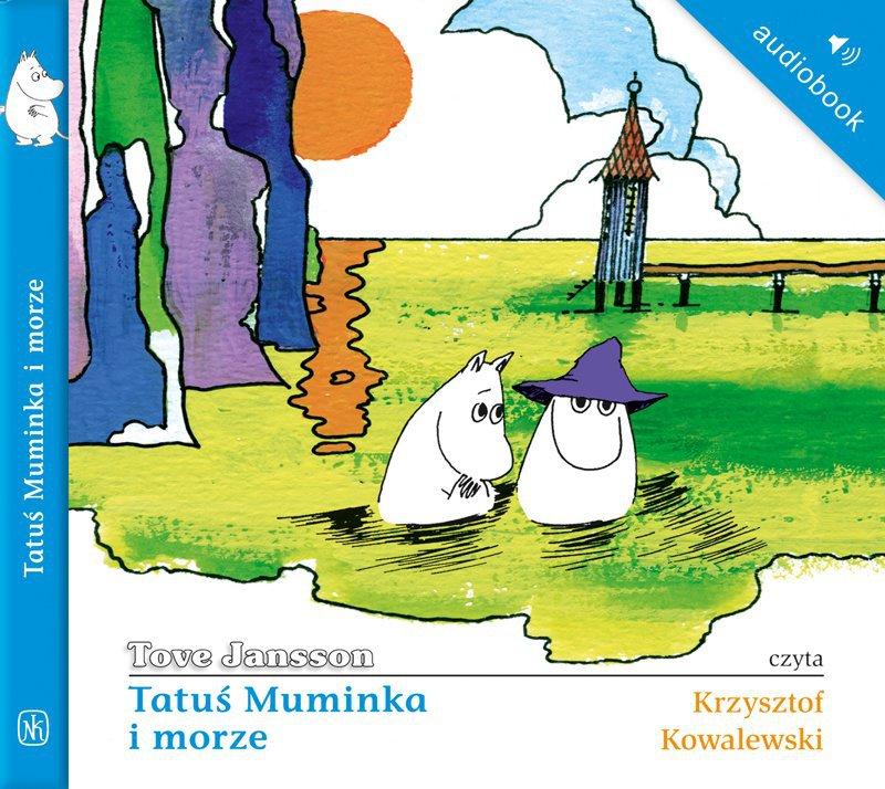 Tatuś Muminka i Morze - Audiobook (Książka audio MP3) do pobrania w całości w archiwum ZIP