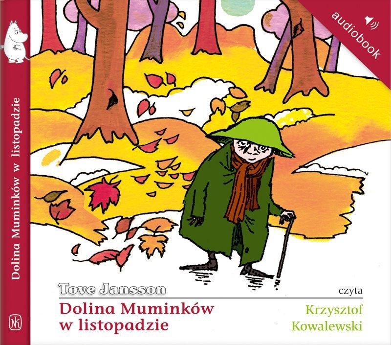 Dolina Muminków w listopadzie - Audiobook (Książka audio MP3) do pobrania w całości w archiwum ZIP