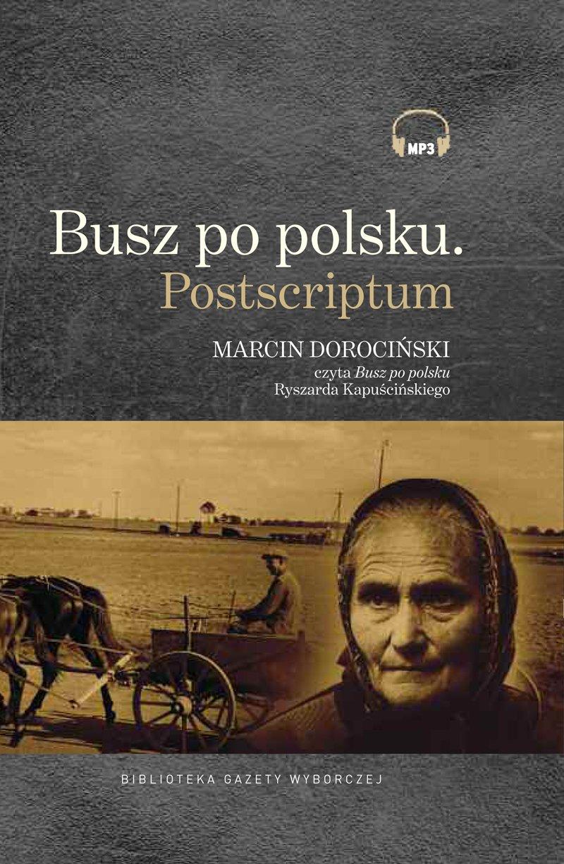Busz po polsku - Audiobook (Książka audio MP3) do pobrania w całości w archiwum ZIP