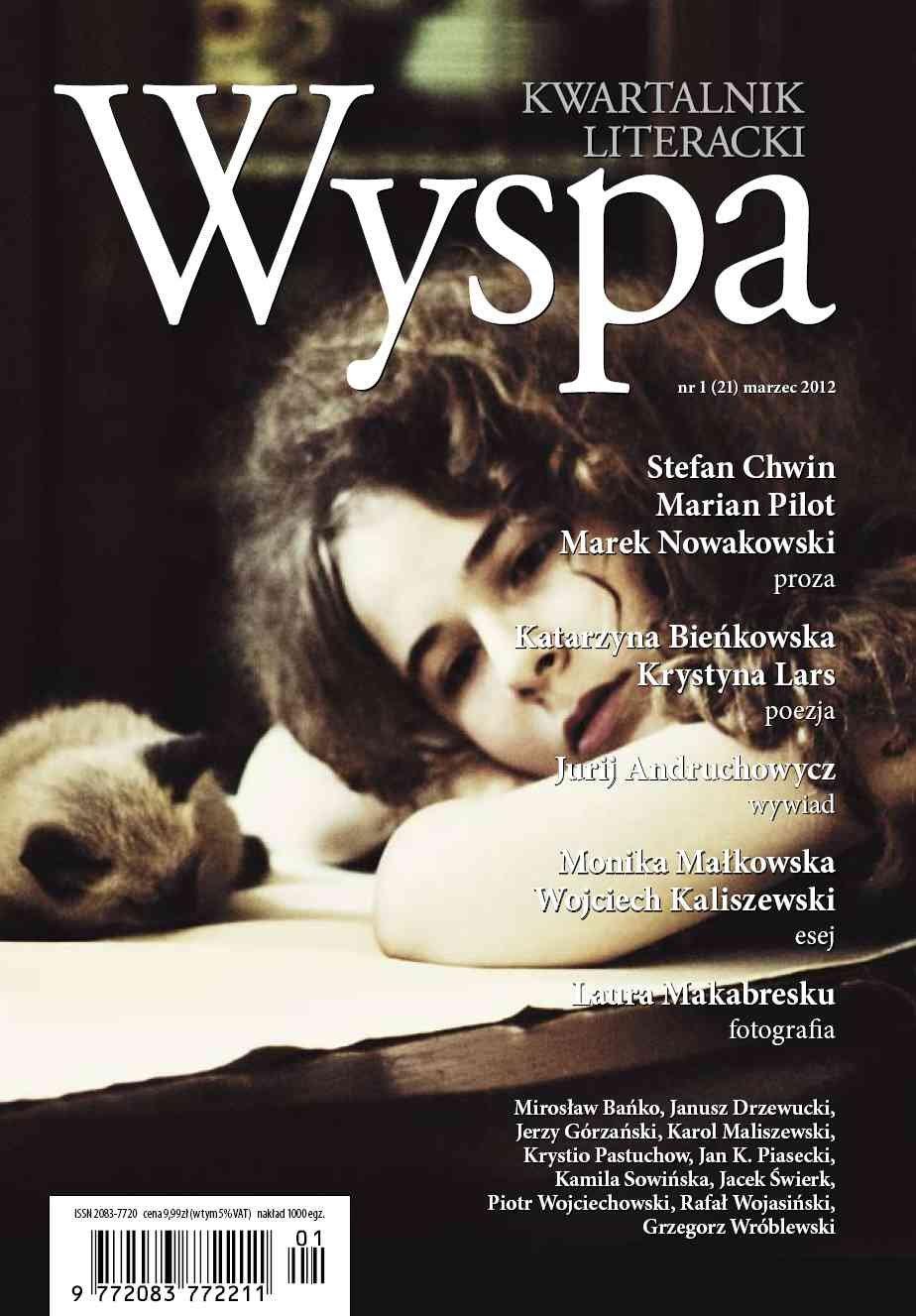 WYSPA Kwartalnik Literacki - nr 1/2012 (21) - Ebook (Książka PDF) do pobrania w formacie PDF