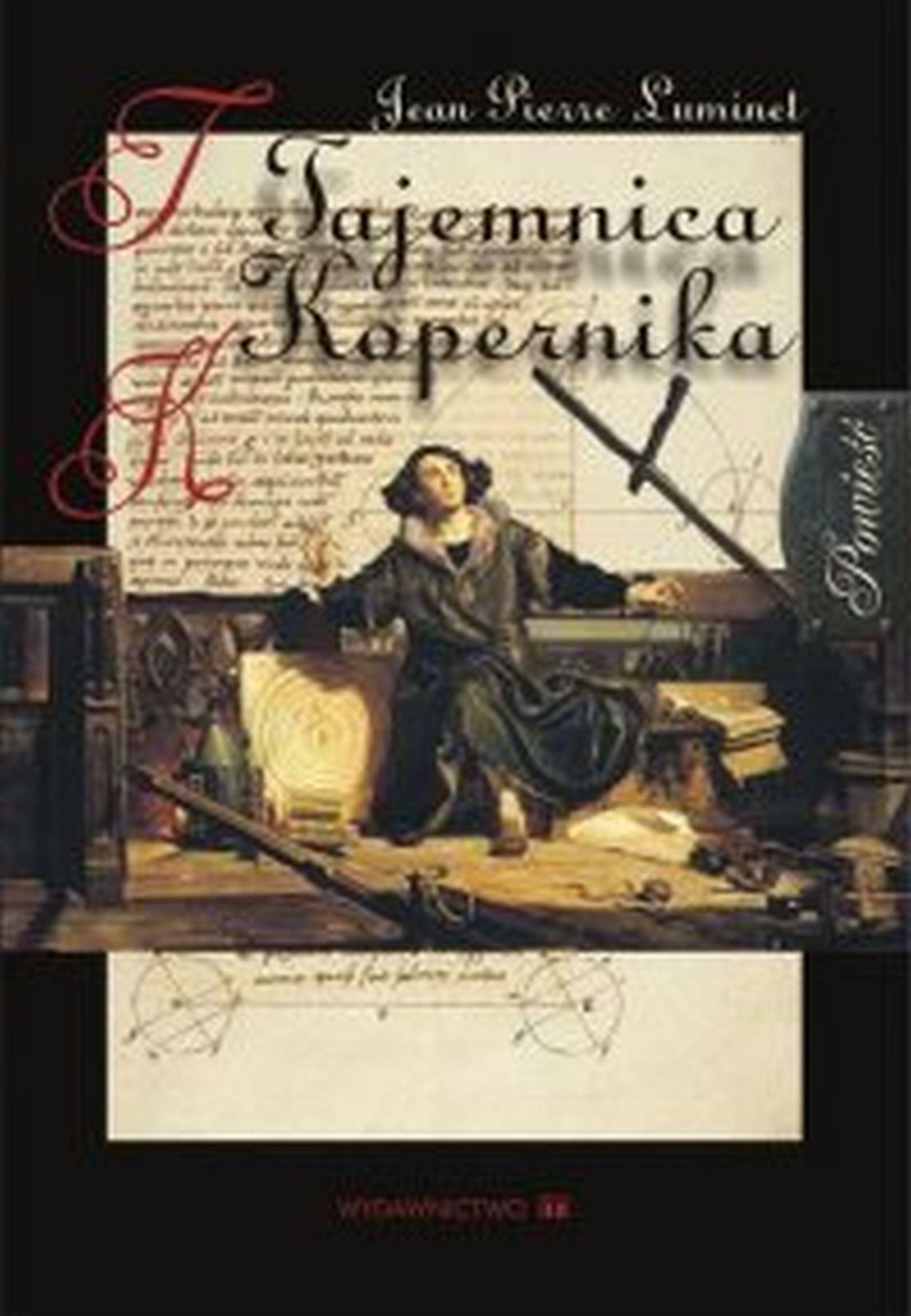 Tajemnica Kopernika - Ebook (Książka EPUB) do pobrania w formacie EPUB