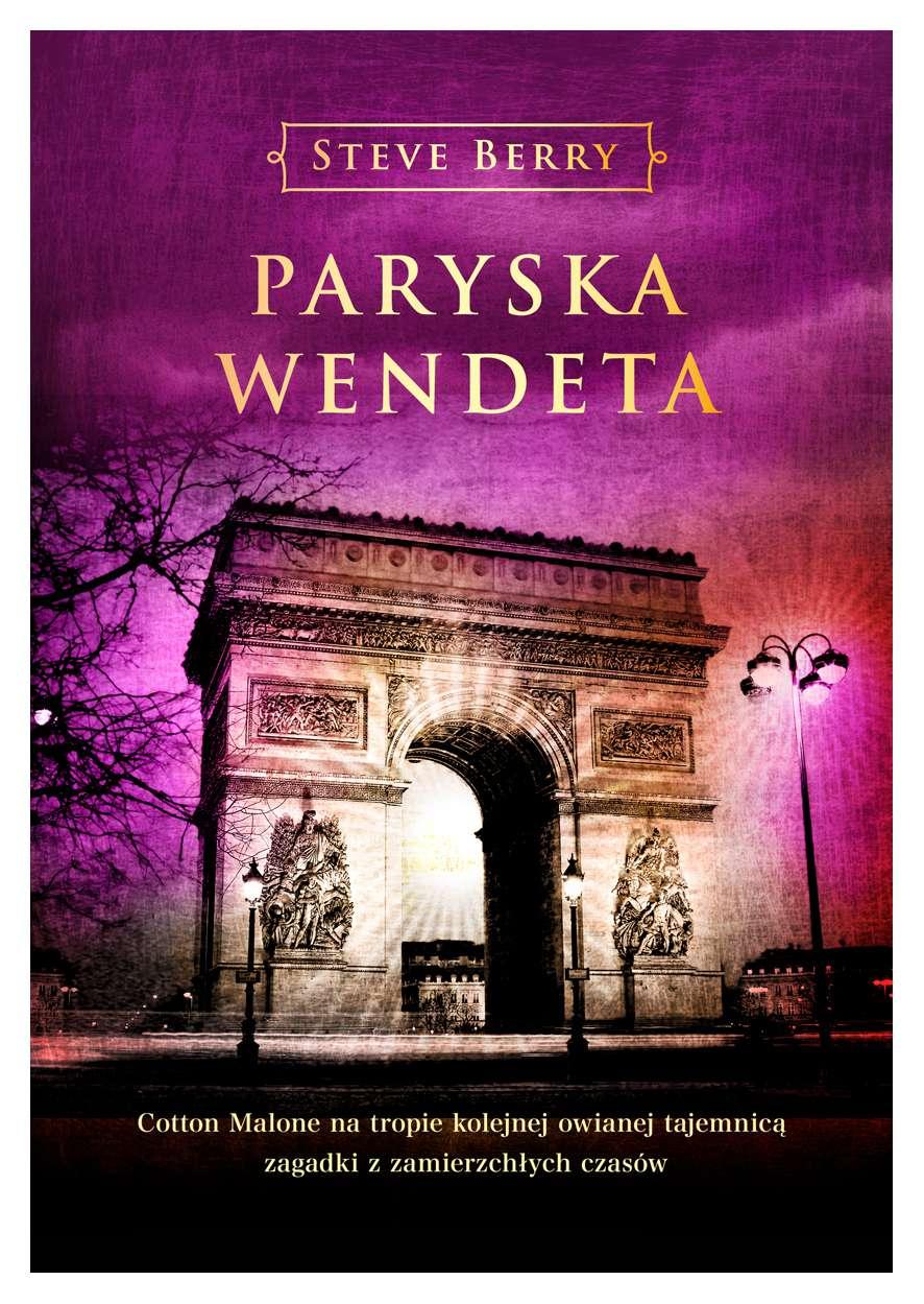 Paryska wendeta - Ebook (Książka na Kindle) do pobrania w formacie MOBI