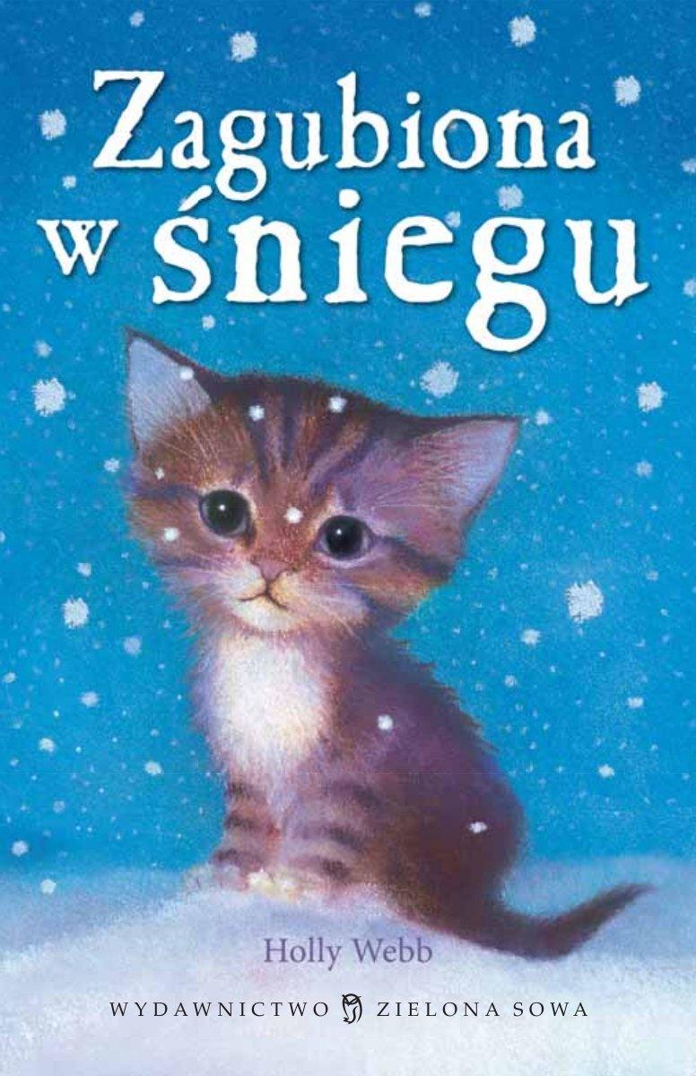 Zagubiona w śniegu - Ebook (Książka na Kindle) do pobrania w formacie MOBI