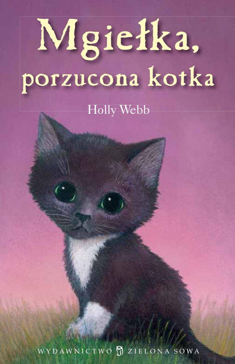 Mgiełka, porzucona kotka - Ebook (Książka na Kindle) do pobrania w formacie MOBI