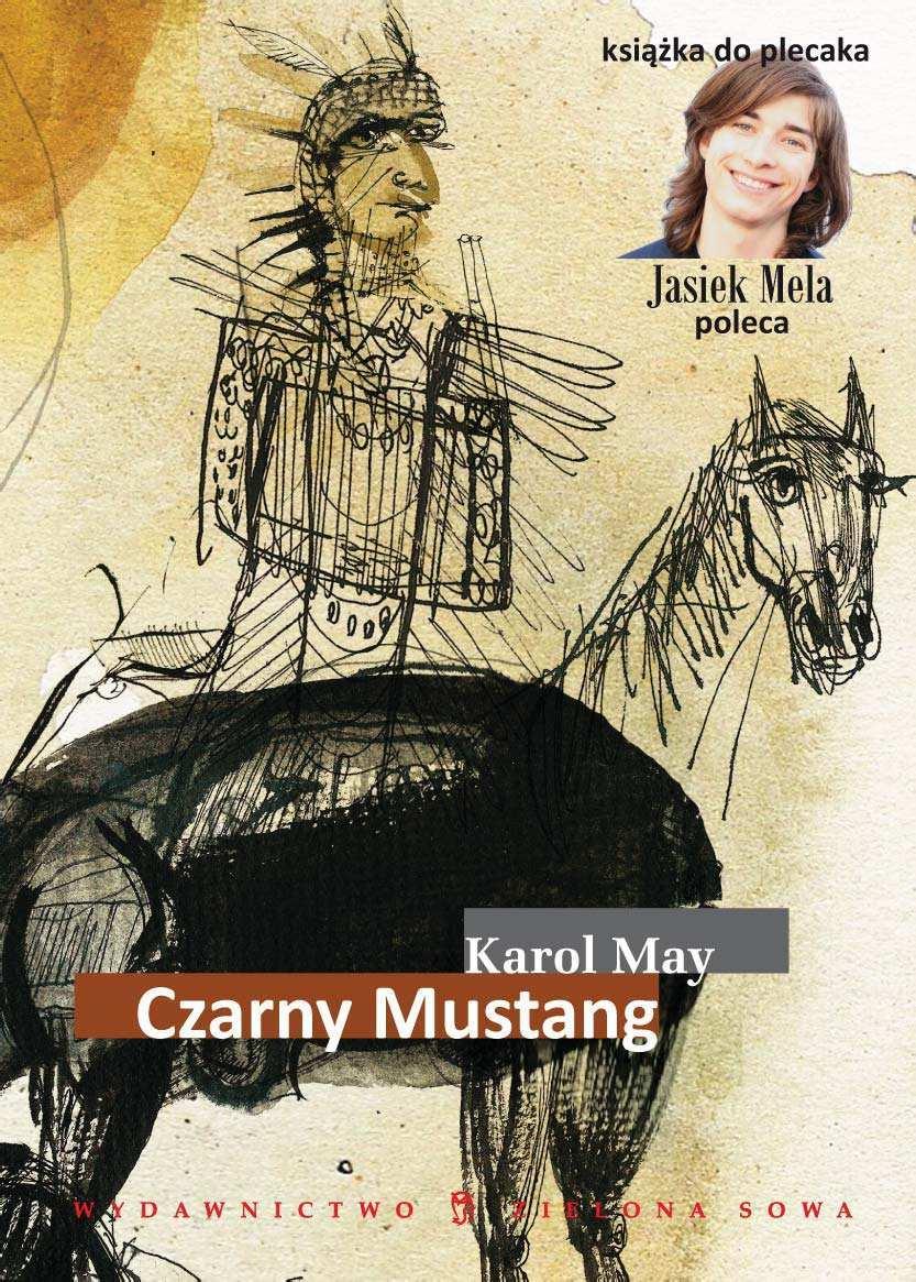 Czarny mustang - Ebook (Książka na Kindle) do pobrania w formacie MOBI