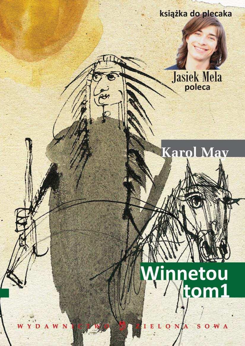 Winnetou. Tom I - Ebook (Książka na Kindle) do pobrania w formacie MOBI