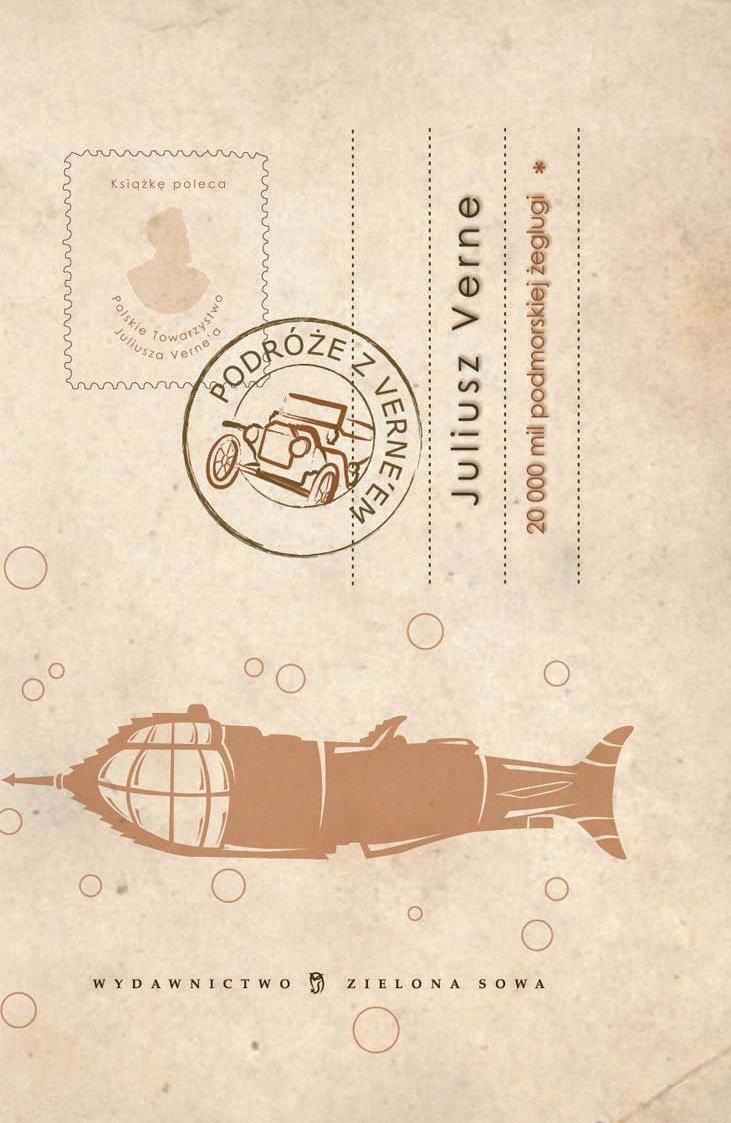 Dwadzieścia tysięcy mil podmorskiej żeglugi. Tom I - Ebook (Książka na Kindle) do pobrania w formacie MOBI