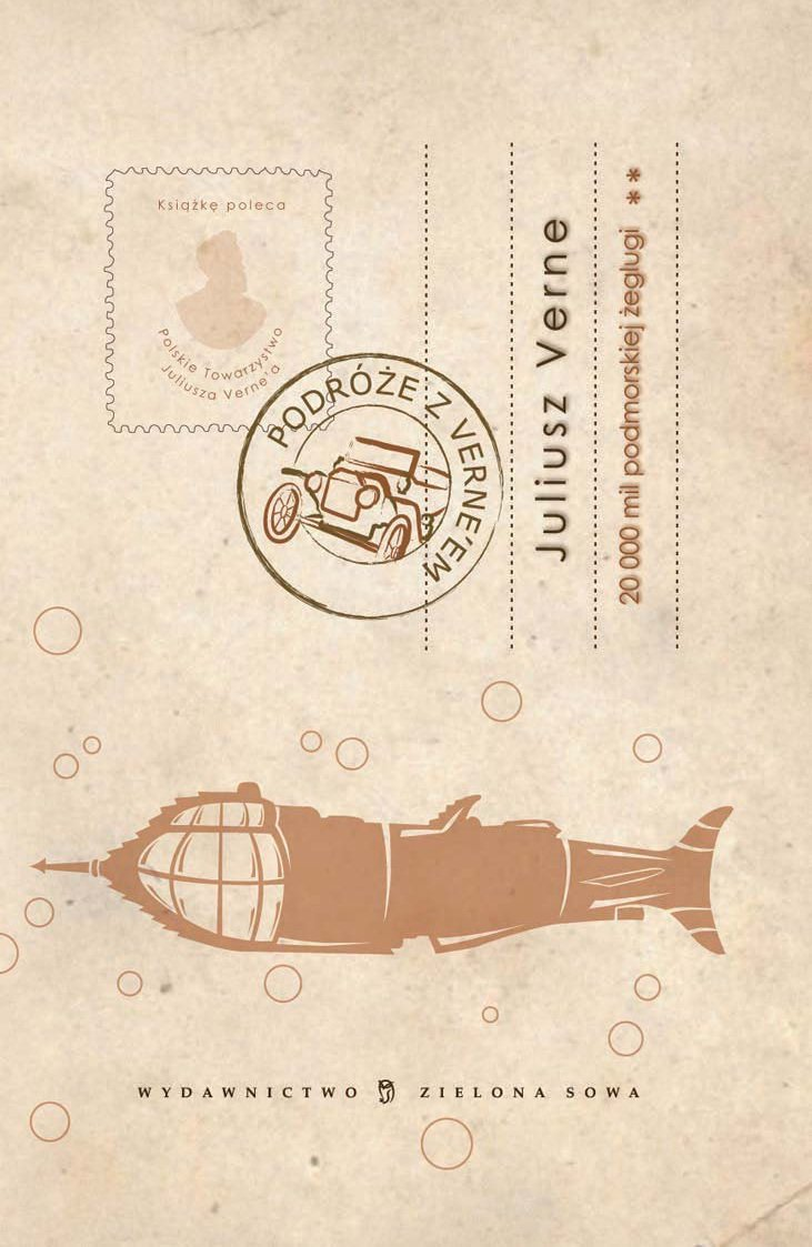 Dwadzieścia tysięcy mil podmorskiej żeglugi. Tom II - Ebook (Książka na Kindle) do pobrania w formacie MOBI