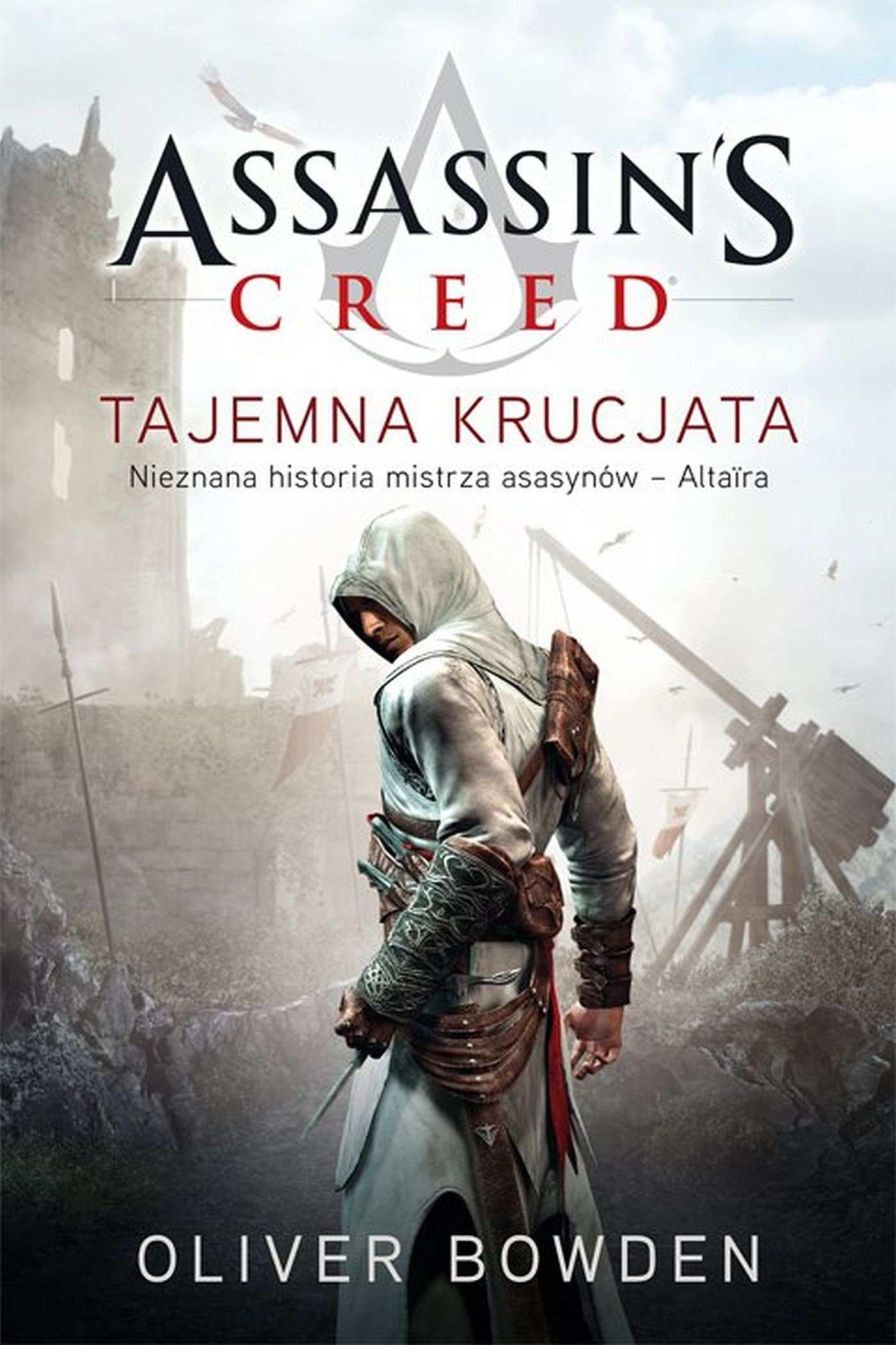 Assassin's Creed: Tajemna krucjata - Ebook (Książka EPUB) do pobrania w formacie EPUB