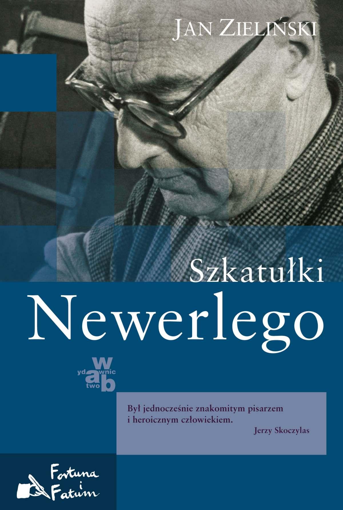 Szkatułki Newerlego - Ebook (Książka EPUB) do pobrania w formacie EPUB
