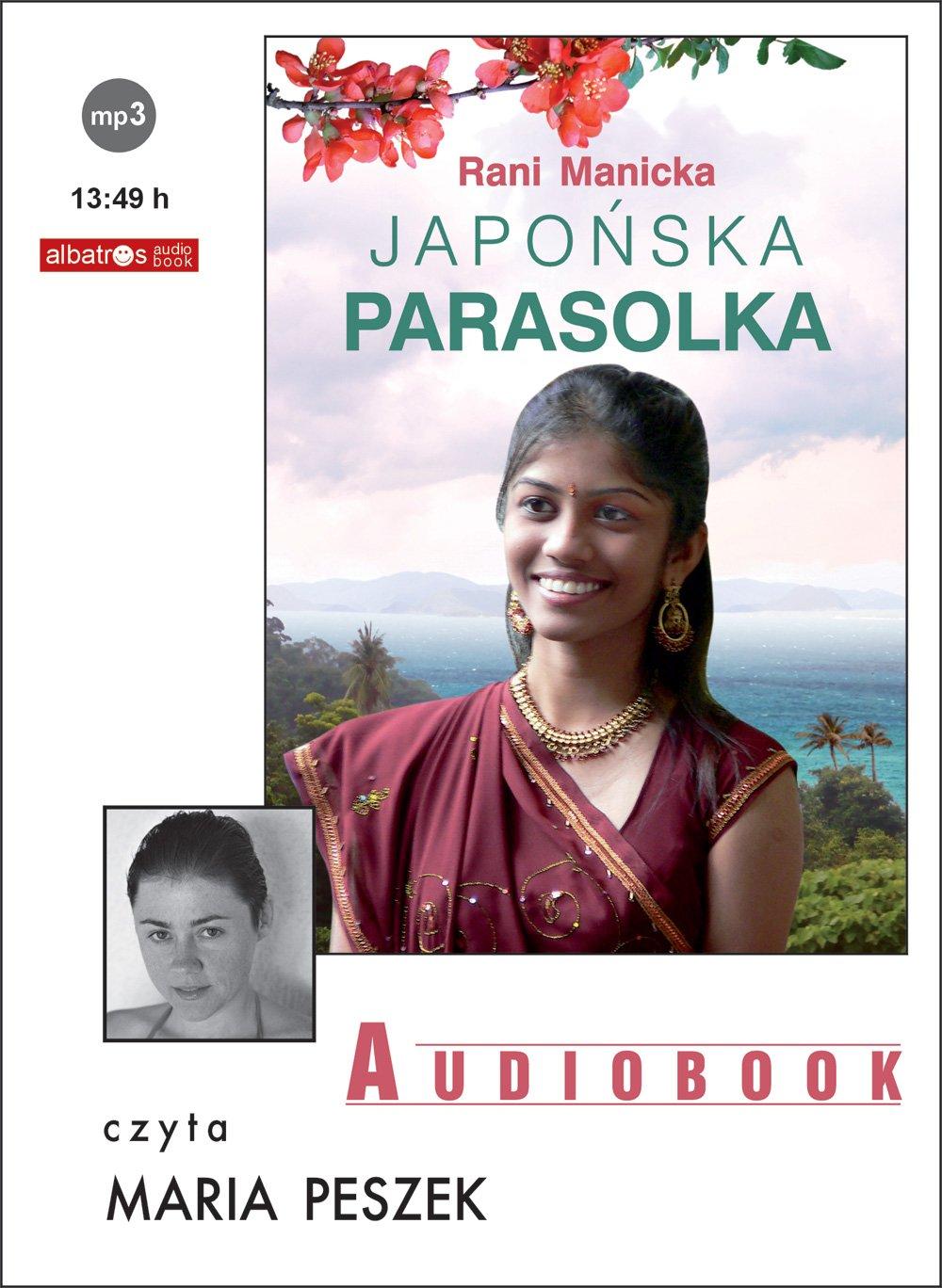 Japońska parasolka - Audiobook (Książka audio MP3) do pobrania w całości w archiwum ZIP