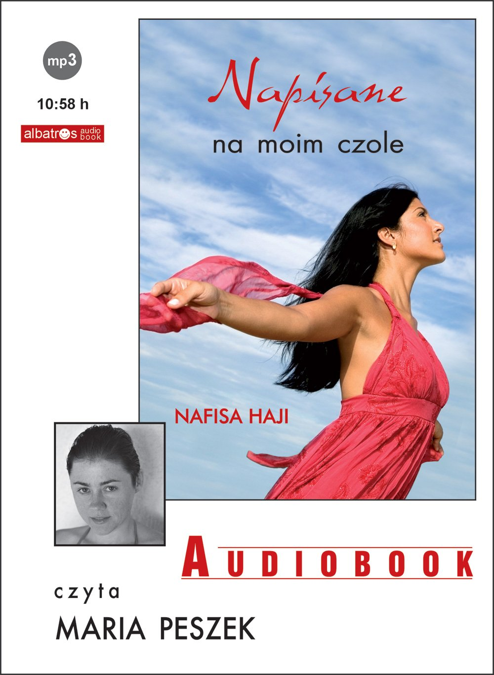 Napisane na moim czole - Audiobook (Książka audio MP3) do pobrania w całości w archiwum ZIP