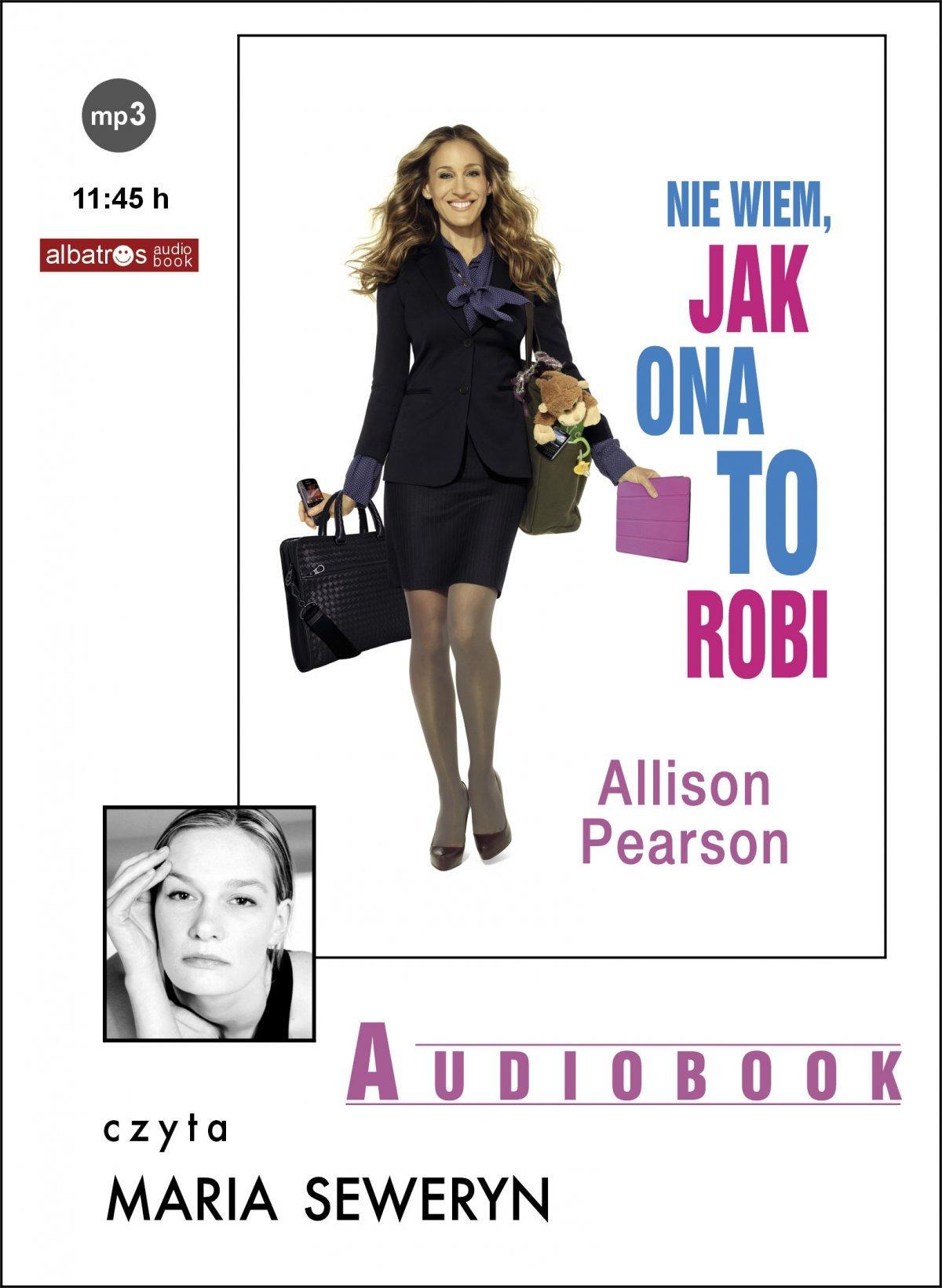 Nie wiem, jak ona to robi - Audiobook (Książka audio MP3) do pobrania w całości w archiwum ZIP