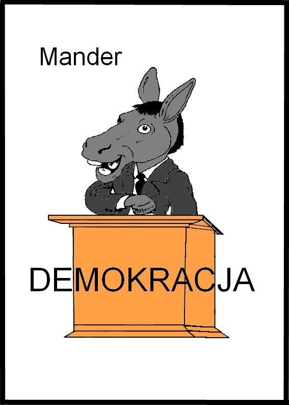 Demokracja - Ebook (Książka EPUB) do pobrania w formacie EPUB
