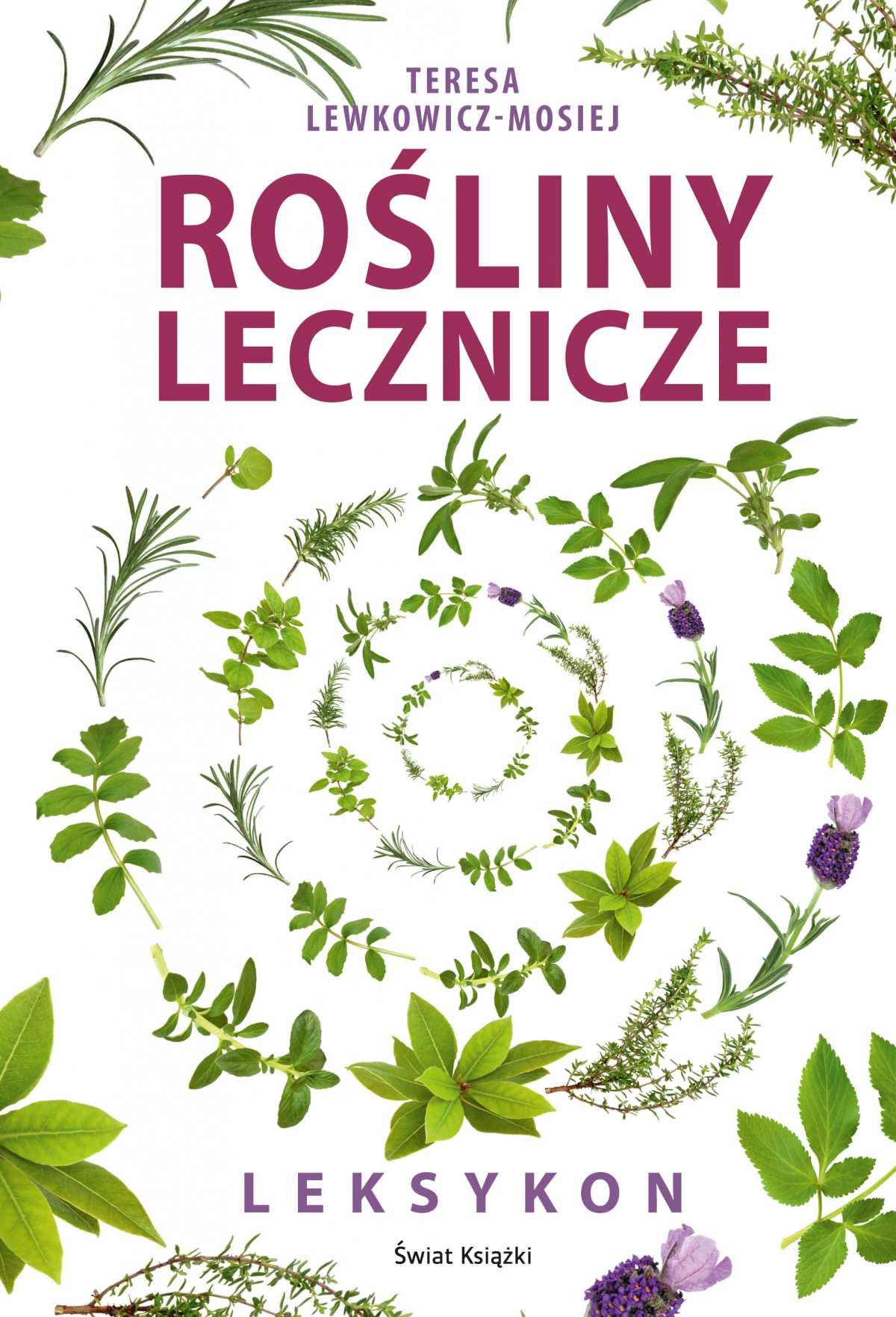 Rośliny lecznicze - leksykon - Ebook (Książka na Kindle) do pobrania w formacie MOBI