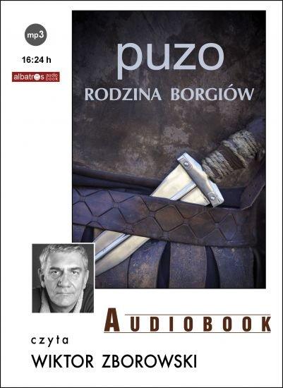 Rodzina Borgiów - Audiobook (Książka audio MP3) do pobrania w całości w archiwum ZIP