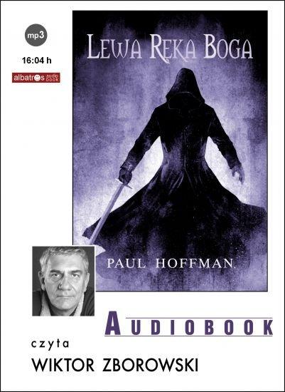 Lewa ręka Boga - Audiobook (Książka audio MP3) do pobrania w całości w archiwum ZIP