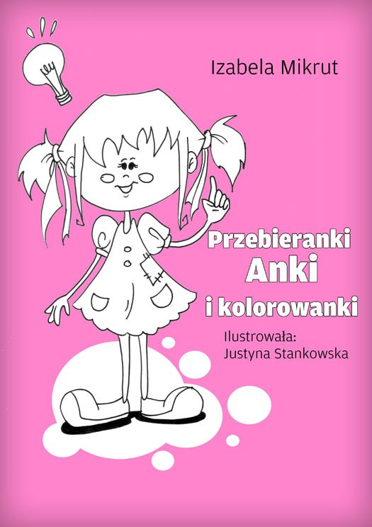 Przebieranki Anki i kolorowanki - Ebook (Książka EPUB) do pobrania w formacie EPUB