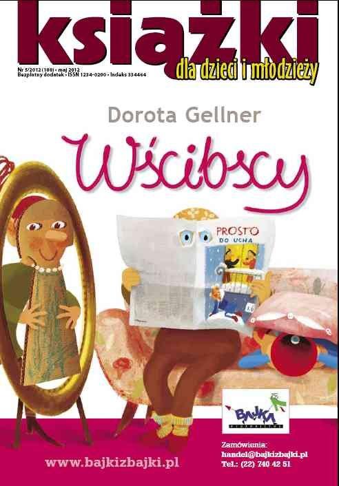 Książki dla dzieci i młodzieży Nr 5/2012 (188) - Ebook (Książka PDF) do pobrania w formacie PDF