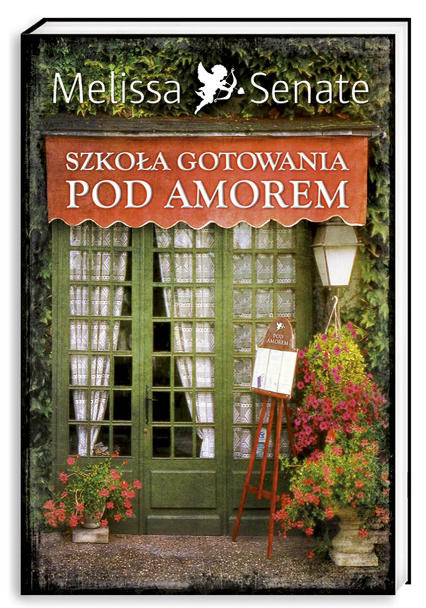 Szkoła gotowania Pod Amorem - Ebook (Książka EPUB) do pobrania w formacie EPUB